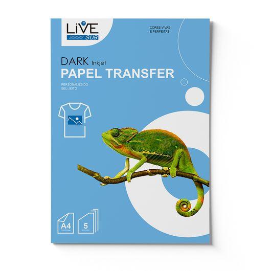 Papel-Transfer-Dark-Inkjet-LIVE-Formato-A4---5-Folhas