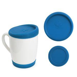 Kit-Tampa-e-Base-de-Silicone-para-Canecas-300ml---azul-claro