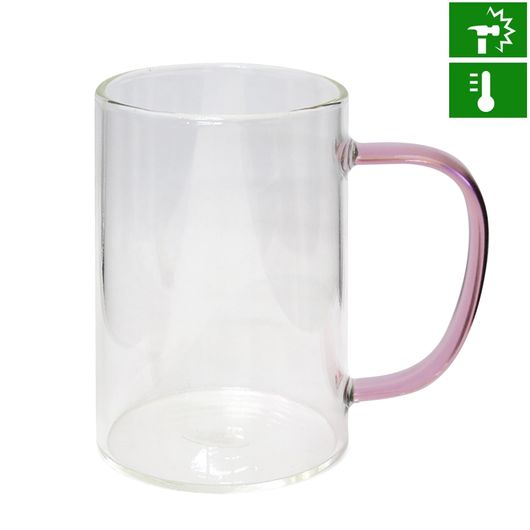 Caneca-de-Vidro-Borossilicato-Cristal-com-Alca-Rosa-300ml