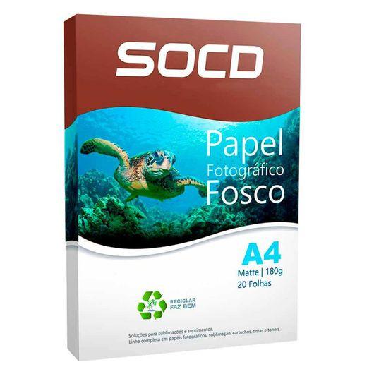 Papel-Fotografico-Matte--Fosco--A4-180g---20-folhas