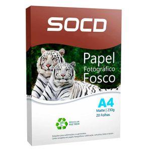 Papel-Fotografico-Matte--Fosco--A4-230g---20-folhas